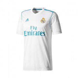 CAMISETA REAL MADRID 2017 / 2018 HOME